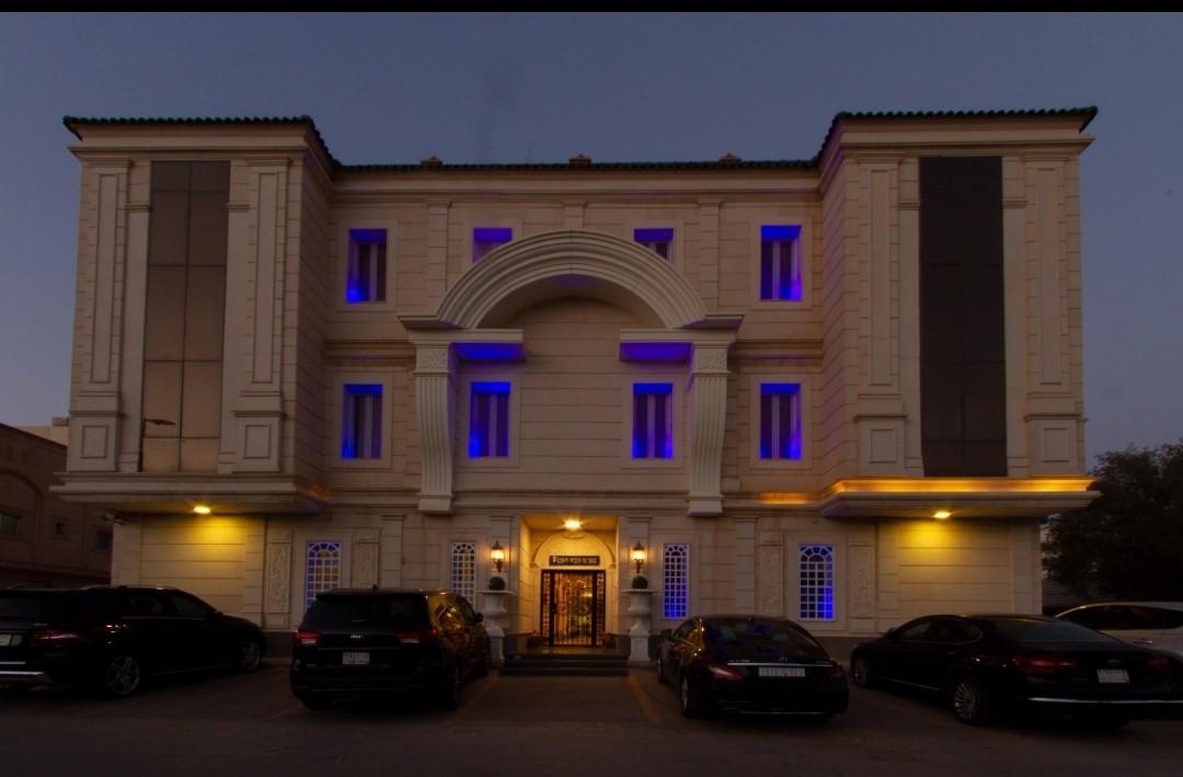 مبنى يورو كمباوند السليمانيه شقق للايجار